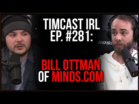 Timcast IRL - Alaska Airline SWATS Woman Over No Mask, FBI RAIDS Her House w/Bill Ottman