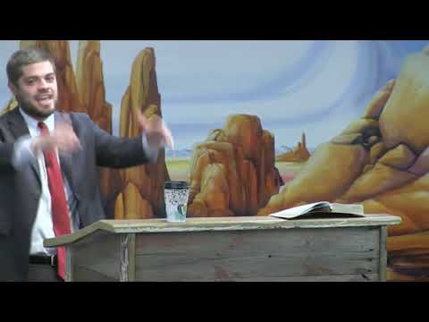 Every Word of God Preached by Pastor Jonathan Shelley