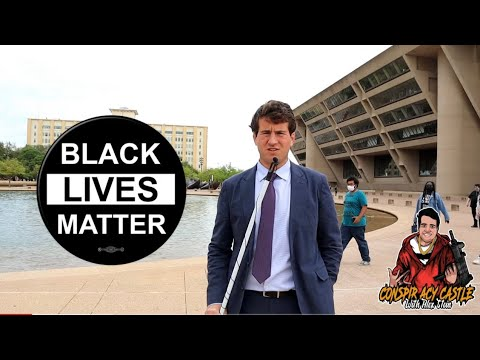 Black Lives Matter Rally with Prime Time #99 Alex Stein