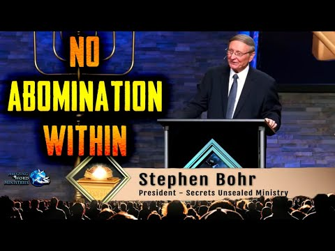 Pastor Bohr No Abomination Within. SDA President Supports Centurion & Servant Same-Sex Relationship