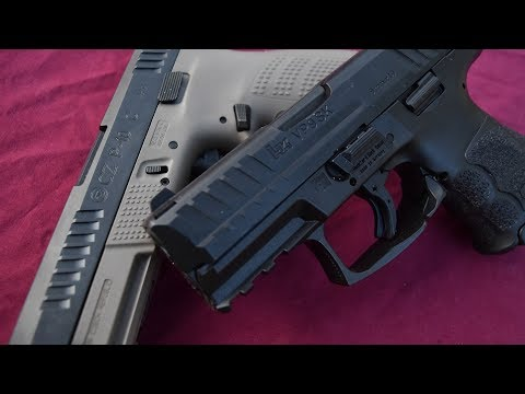 Best Pistols that aren't Glocks! Glock Fan Boys Beware