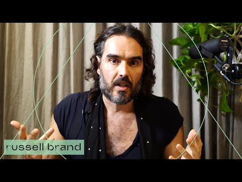 Is the pandemic being used to mask a wealth & power transfer? | Russell Brand