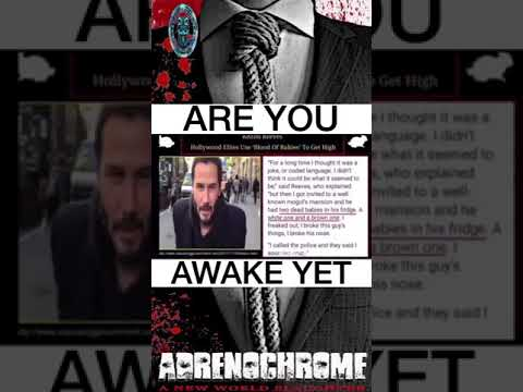 ARE YOU AWAKE YET . ANDRENOCHROME