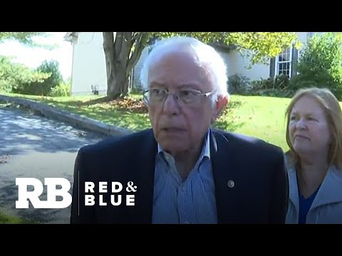Senator Bernie Sanders on heart attack: I was dumb to ignore chest pain