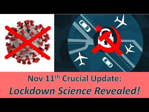 "Beyond Crucial Update on Viral Issue - and Lockdown ""Science""!"