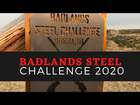 Badlands Steel Challenge 2020