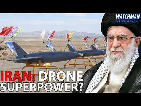 Iran Military Flaunts Attack Drone Arsenal, Threatens Israel | Watchman Newscast