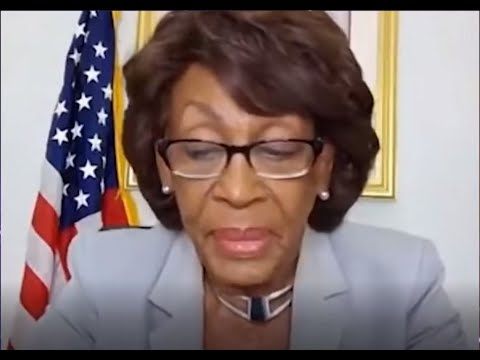 Current events for 02/20/21 - I support Maxine Waters  lol