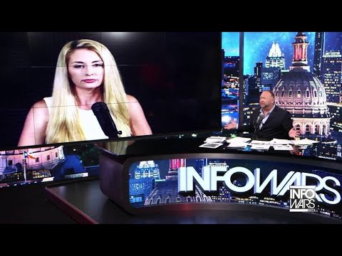 Alex Jones & Millie Weaver Question MSM's Role In The Riots Across America