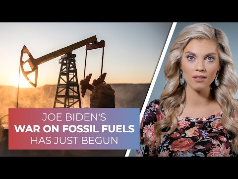 Joe Biden's war on fossil fuels has just begun [Liz Wheeler mirror]