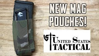 United States Tactical Double Mag Pouch
