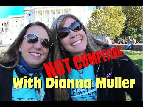 Dianna Muller And I Will Not Comply - ARMED and Feminine