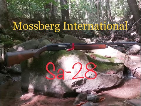 Mossberg SA-28 (part 1): First Shots and Initial Impressions
