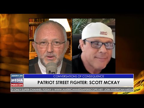"Scott McKay interview from 4.8.21 Interview with John Michael Chambers ""Conversations of Consequence"" (filmed 2 weeks earlier)"