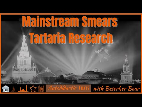 Tartaria Smear Campaign Chat with Beserker Bear