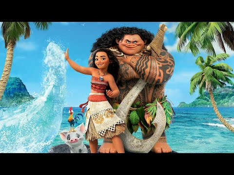 Moana 2016 Full Movie - Animation Movies 2021 Full English - Kids Moives - Cartoon Disney