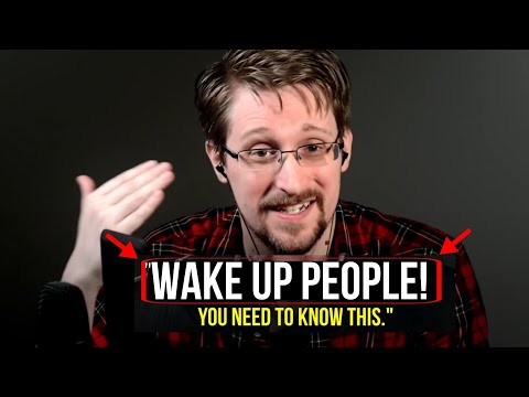 Edward Snowden 2021|This Video will Change How You View YOUR PRIVACY  (NEW)