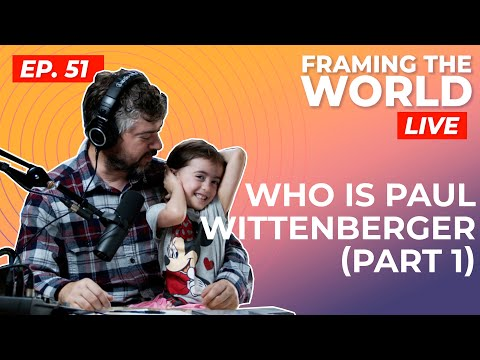 Who is Paul Wittenberger? Part 1 (Episode 51)