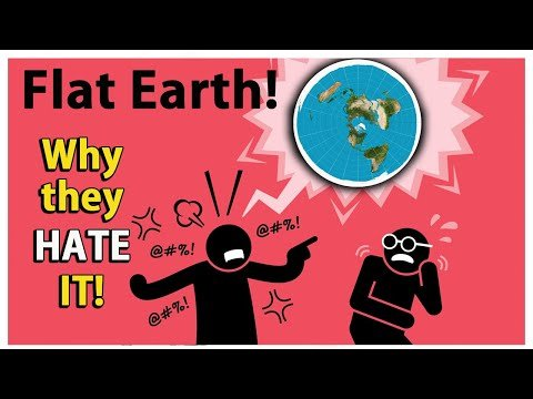 FLAT EARTH - This is why they HATE IT!