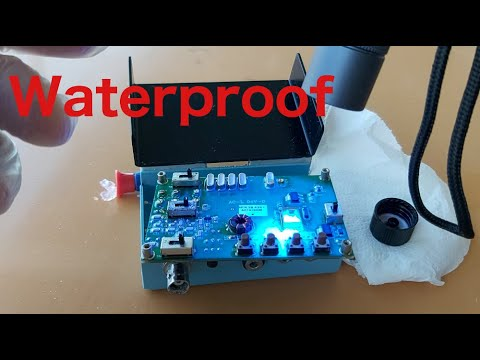 Waterproof Radios & Other Electronics.
