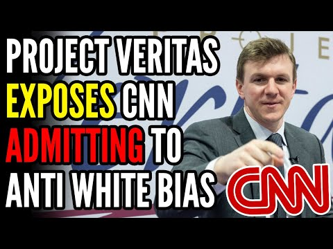 Twitter BANS Project Veritas After James O'Keefe EXPOSES CNN Admitting It Attacks White People