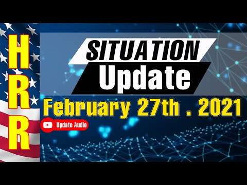 Mike Adams Situation Update February 27th , 2021