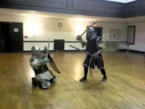 Sword and Shield vs Two sword