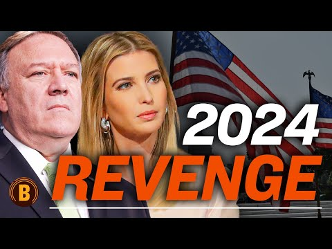 COMEBACK: Mike Pompeo & Ivanka Trump Campaign for 2024?; Trump and Biden Double Impeachment