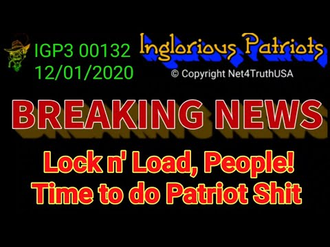 IGP3 00132 — Lock n' Load Time to do Patriot Shit