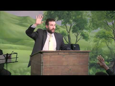 The Ostrich vs. the Eagle Preached by Pastor Steven Anderson