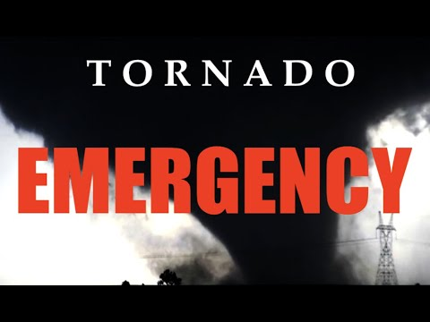 Sky goes BERSERK as RARE *TORNADO EMERGENCY* issued during Outbreak! Atmosphere turns OMINOUS!