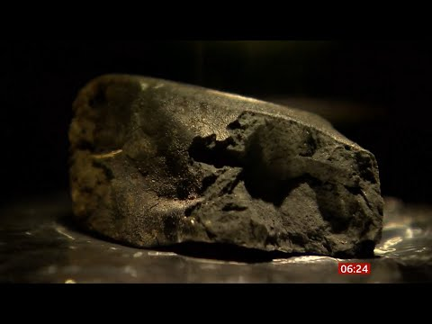What happened to the meteorite that fell in the UK in February (2) - BBC News - 14th May 2021