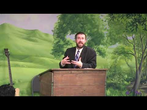 Bible Prophecy Foundations Preached by Pastor Steven Anderson