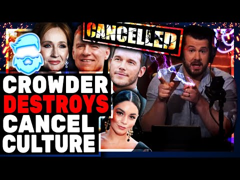 Corporate Sponsored Cancel Culture REVEALED By Steven Crowder! Media Matters Put On Blast!