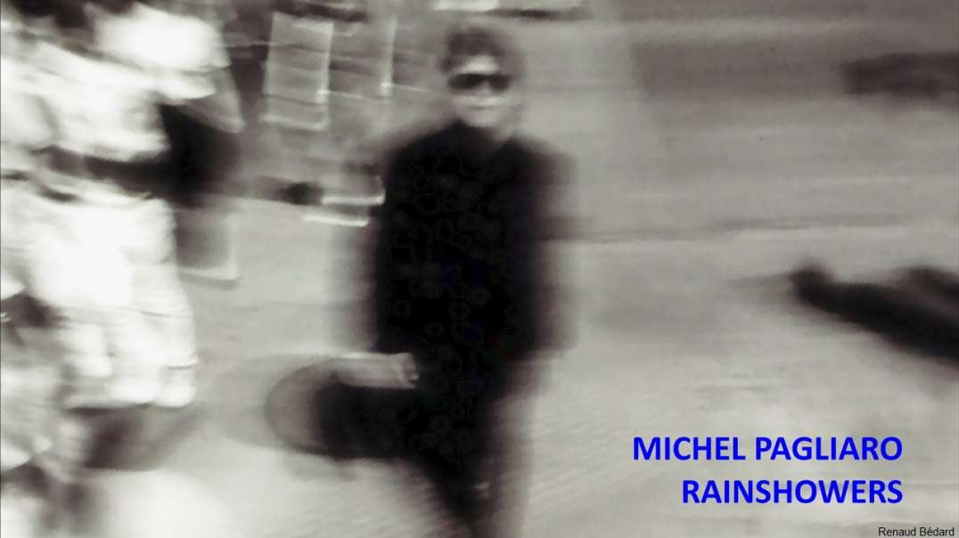 MICHEL PAGLIARO - RAINSHOWERS 1971