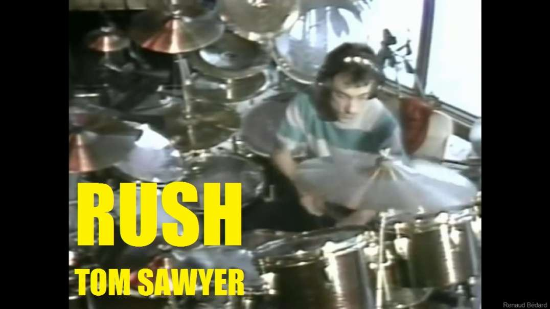 RUSH - TOM SAWYER (1984)