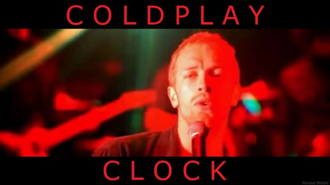 COLDPLAY - CLOCK