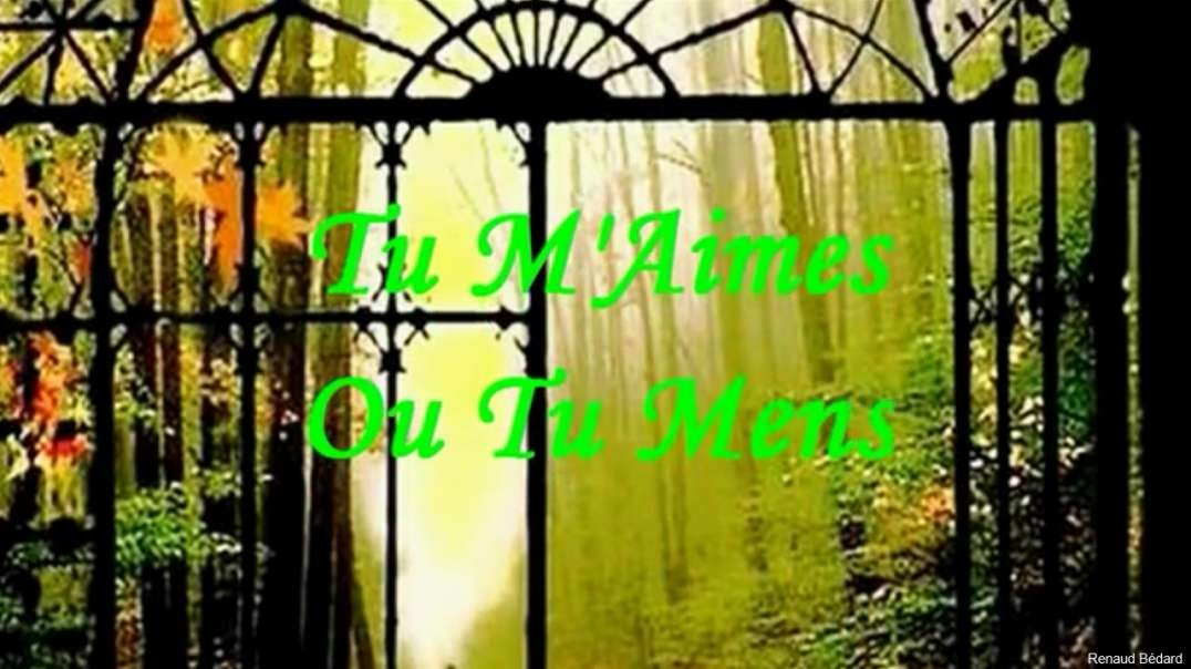 STEVE DUMAS & CARL BASTIEN - TU M'AIMES OU TU MENS (You Love Me Or You Lie)