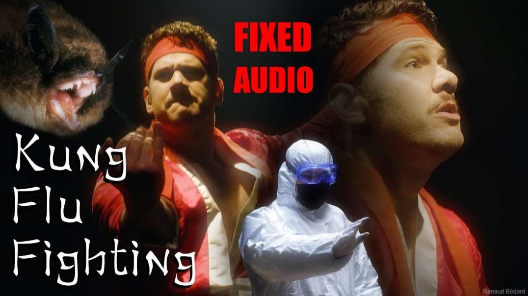 STEVEN CROWDER - KUNG FLU FIGHTING (AUDIO FIXED)