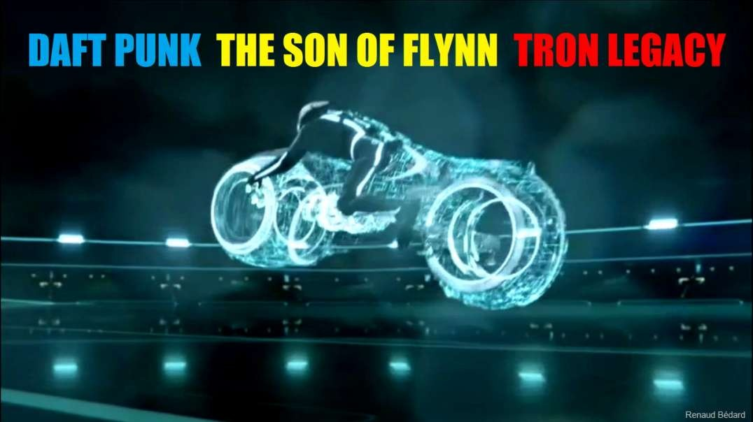 DAFT PUNK - THE SON OF FLYNN (TRON LEGACY)