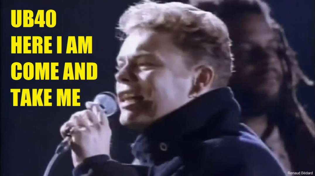 UB40 - HERE I AM COME AND TAKE ME (1989)
