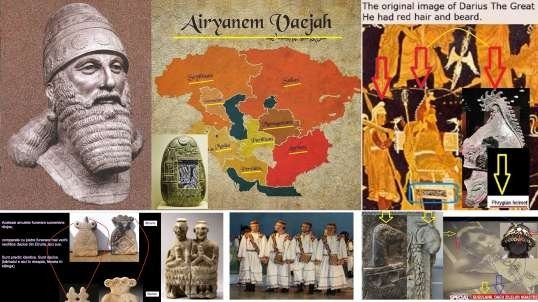 Noi Arianii Daci, partea 15-B, The Sumerian Connection - A Complex Story