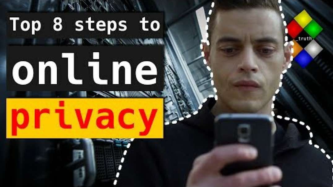 Top 8 steps to improve your online privacy tutorial.mp4