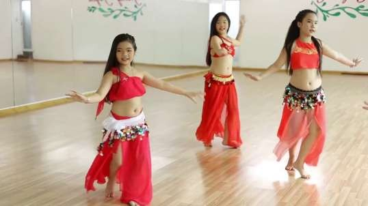 BELLY DANCE FOR KIDS
