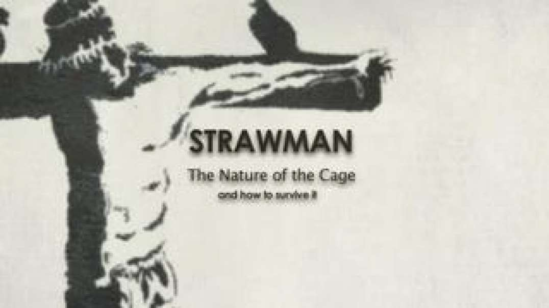 STRAWMAN:  THE NATURE OF THE CAGE [2015] (DOCUMENTARY VIDEO)