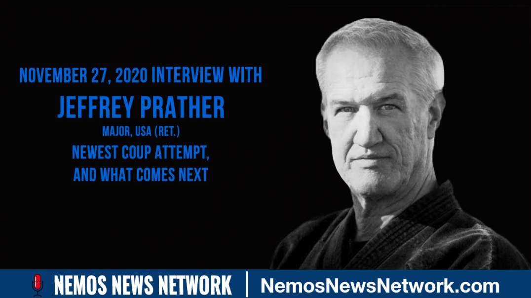Jeffrey Prather & Dustin Nemos Discuss the Newest Coup Attempt, and What Comes Next.