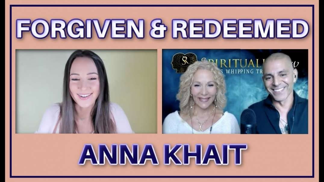 ANNA KHAIT, Liberal Atheist to Born-Again Christian. Trump, Proj. Veritas, NWO, Tribulation, Rapture.mp4
