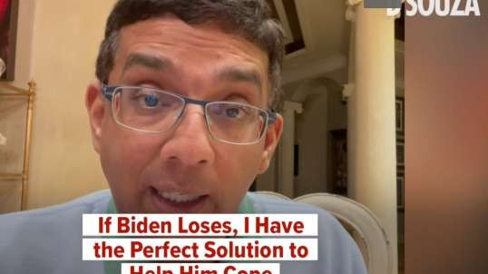 I'm Getting A Little Worried About Joe Biden But When He Loses, I Have the Perfect Solution to Help Him Cope
