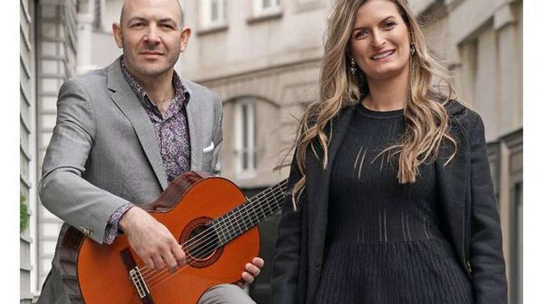Daniela Soledade and Nate Najar Duo - November 06, 2020