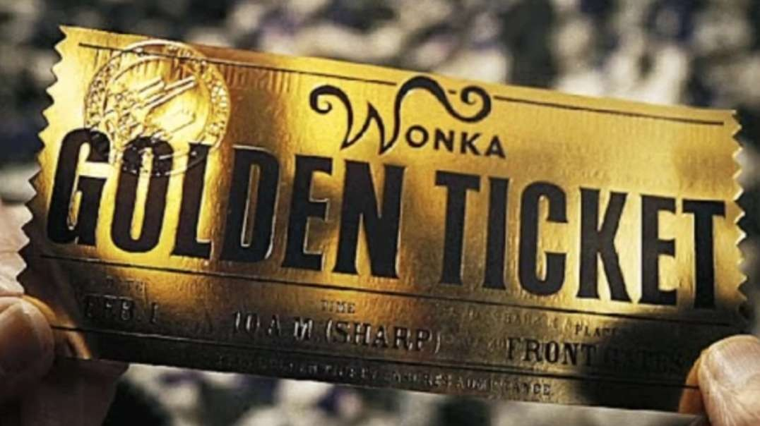 BE PREPARED TO GET LOCKED OUT OF EVERYTHING WITHOUT THE GOLDEN TICKET.....mp4
